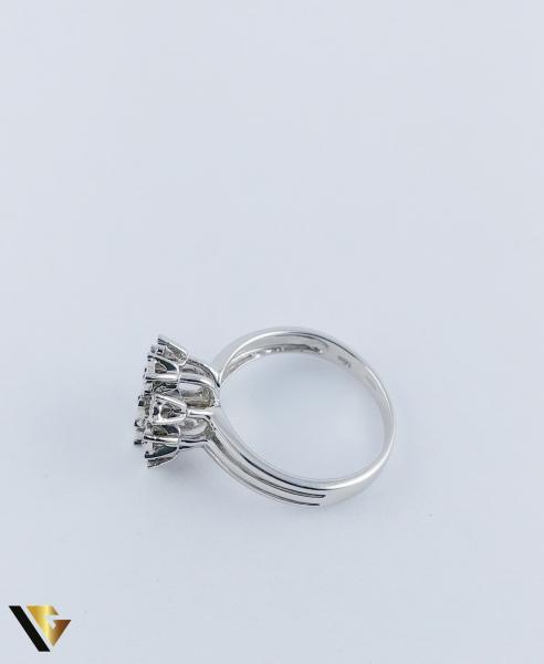 Inel Aur 18k, Diamante, 4.14 grame (TG) 4