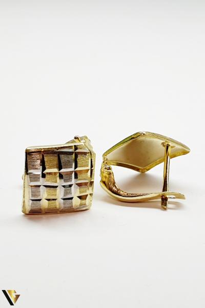 Cercei aur 14K ,1.79 grame (BC M) 1