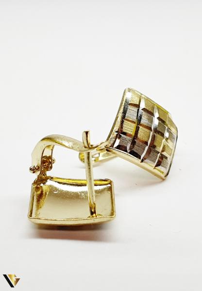 Cercei aur 14K ,1.79 grame (BC M) 2
