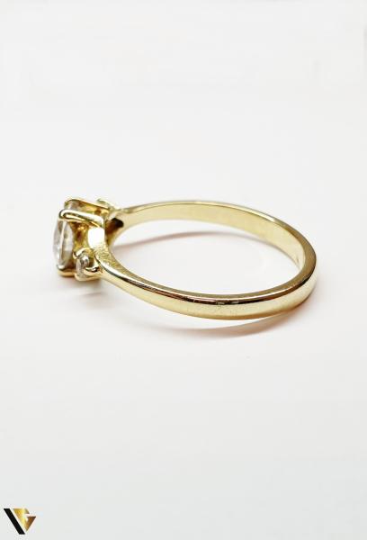 Inel din aur 14k,2.80 grame 2