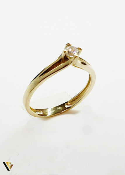 Inel din aur 14k,2.24 grame (BC M) 0