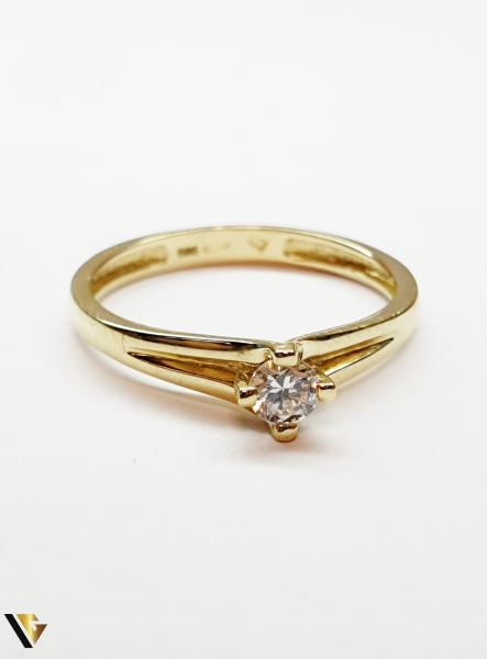 Inel din aur 14k,2.24 grame (BC M) 1