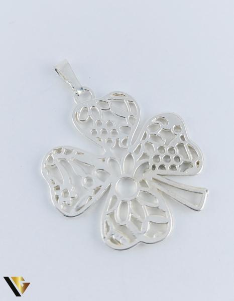 Pandantiv Argint 925, Trifoi, 5.00 grame (R) 1