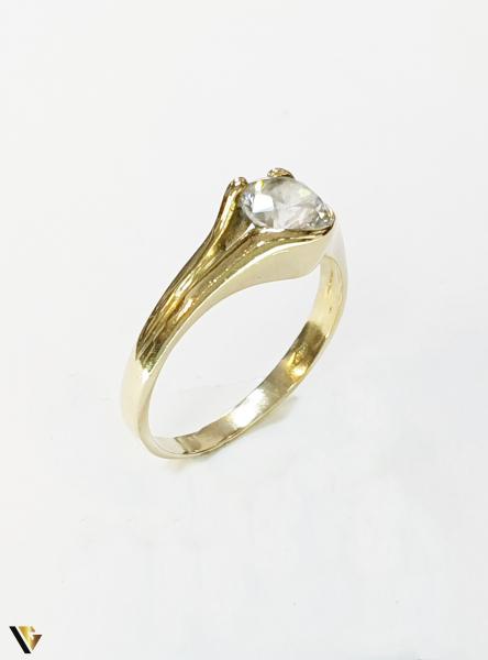 Inel din aur 18k,3.00 grame (BC M) 0