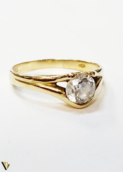 Inel din aur 18k,3.00 grame (BC M) 1