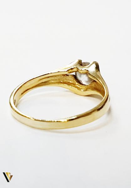 Inel din aur 18k,3.00 grame (BC M) 2