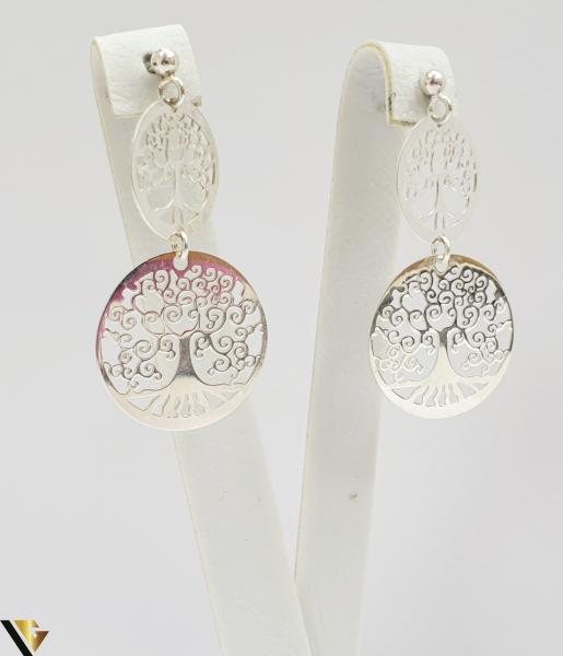 Cercei Argint 925,2.88grame 1