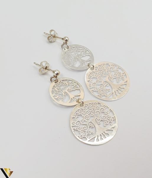 Cercei Argint 925,2.88grame 2