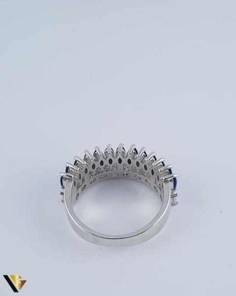 Inel Argint 925, 5.48 grame 3