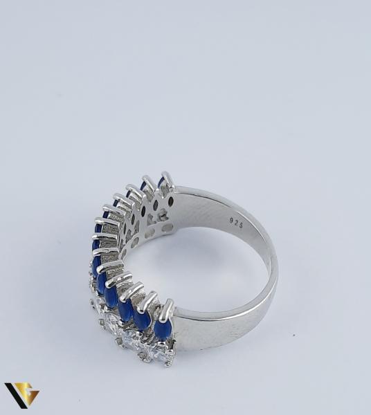 Inel Argint 925, 5.48 grame 4