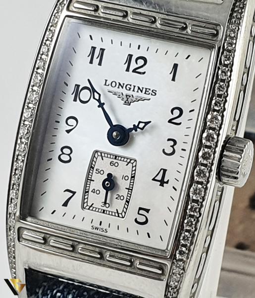 Longines Belle Arti Collection, Diamante de 0.19 ct in total 1