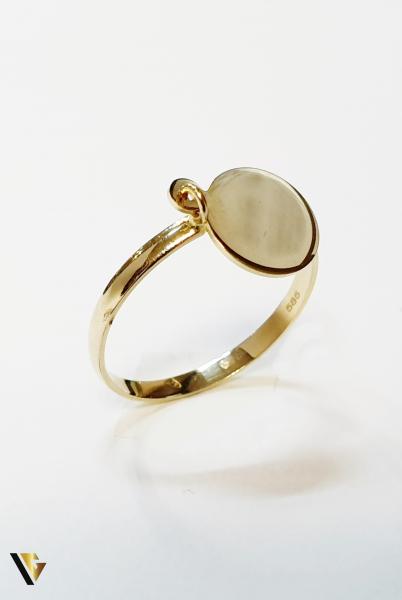 Inel din aur 14k 2.11 grame (BC M) 0