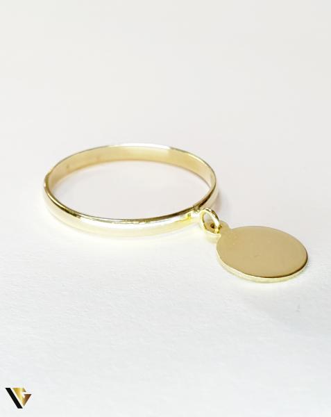 Inel din aur 14k 2.11 grame (BC M) 1