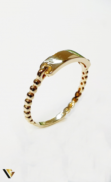 Inel din aur 14k , 1.70 grame (BC M) 0