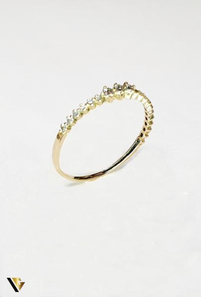 Inel din aur 18k,0.82 grame (BC M) 0
