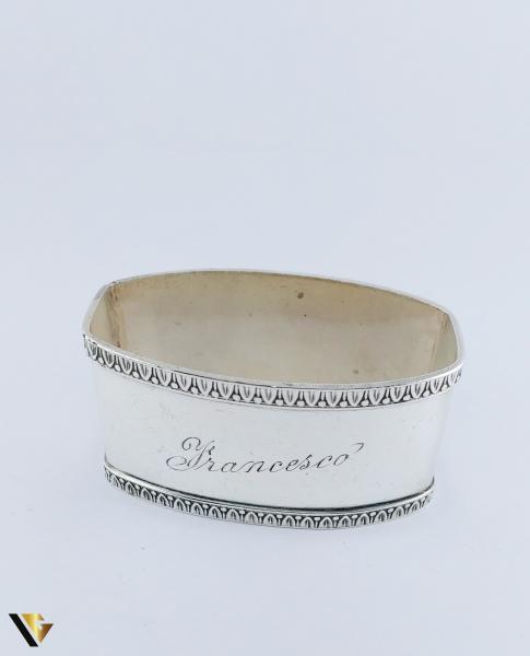 Inel pentru servetele din argint 800, 28.90 grame 1