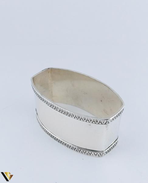 Inel pentru servetele din argint 800, 28.24 grame 0