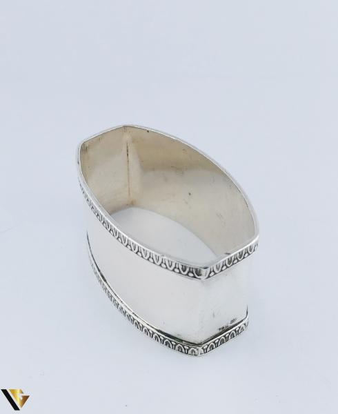 Inel pentru servetele din argint 800, 28.24 grame 3