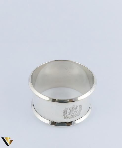 Inel pentru servetele din argint 800, 20.71 grame 0