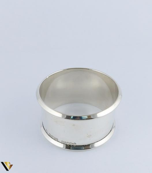 Inel pentru servetele din argint 800, 20.71 grame 1