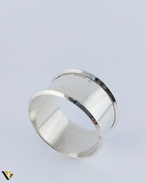 Inel pentru servetele din argint 800, 20.71 grame 2