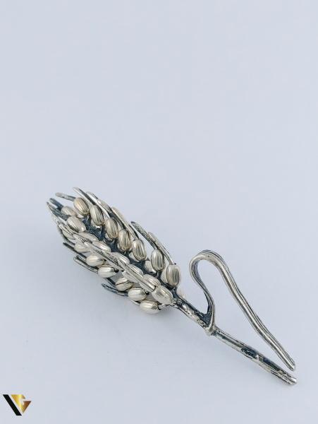 Miniatura din Argint 800, Spic de grau,  9.88 grame 0