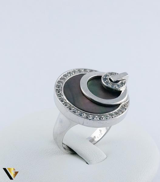 Inel Argint 925, Sidef, 9.74 grame (R) 0