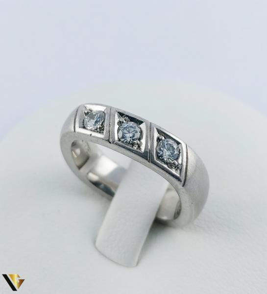 Inel Argint 925, 8.17 grame (R) 1