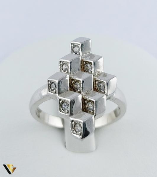 Inel Argint 925, 4.82 grame (R) 1