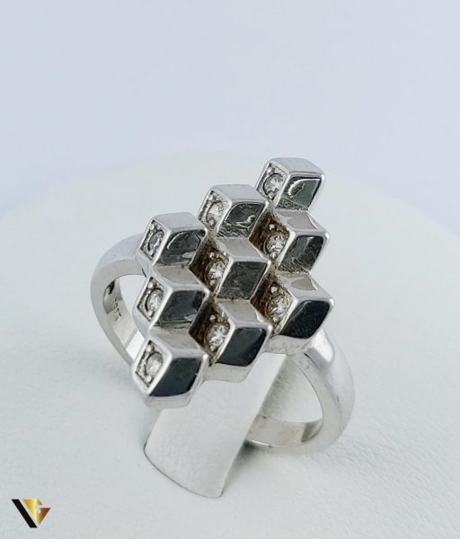 Inel Argint 925, 4.82 grame (R) 2