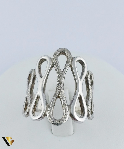 Inel Argint 925, Infinit, 5.19 grame (R) 1