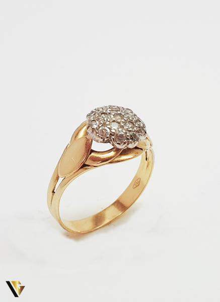 Inel din aur 18k,3.18 grame (BC M) 0