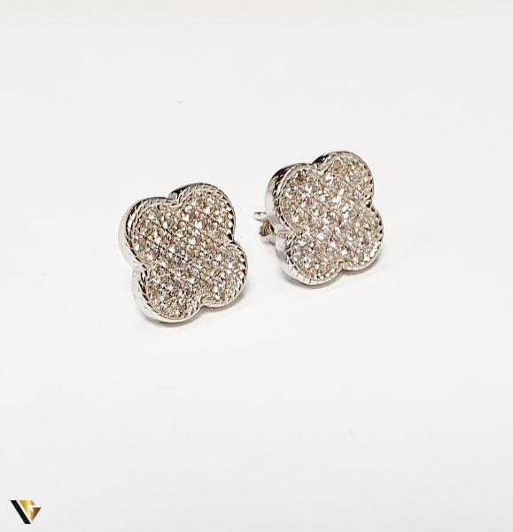 Cercei din argint , 3.48 grame (BC M) 0
