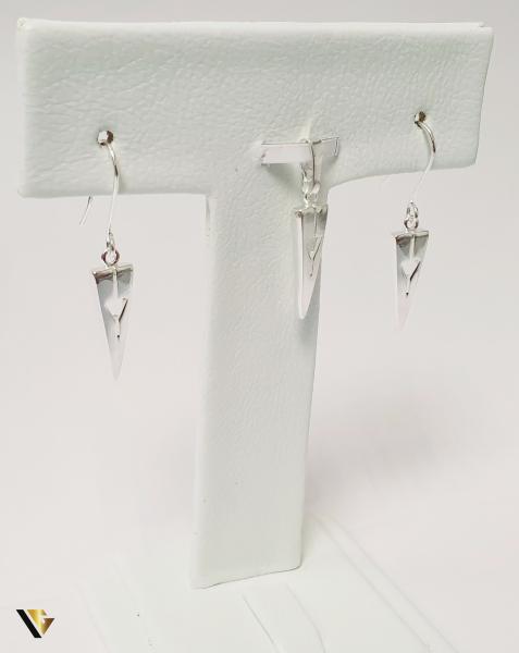 Set Argint Cercei si Pandantiv , 2.76 grame (BC M) [1]
