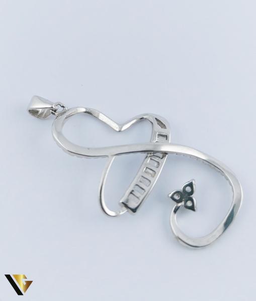 Pandantiv Argint 925, Inima, 2.17 grame (R) 1