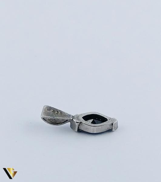 Pandantiv Argint 925, Onix, 1.08 grame (R) 1