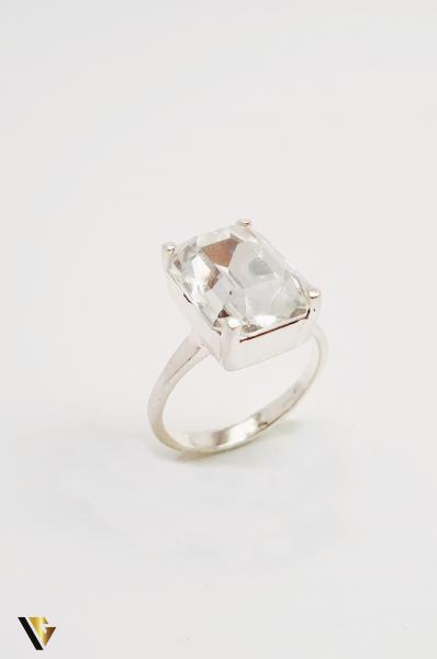Inel  Argint  , 925 , 4.22 grame (BC M) [0]