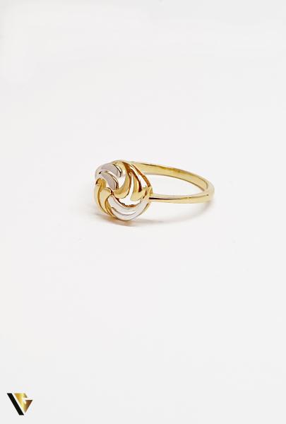 Inel din aur 14k,1.64 grame (BC M) 1