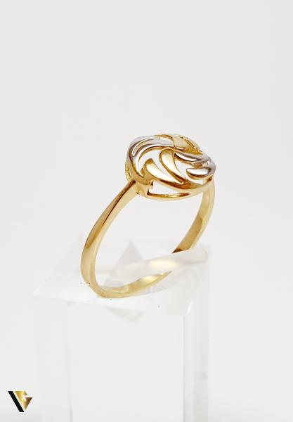 Inel din aur 14k,1.64 grame (BC M) 0