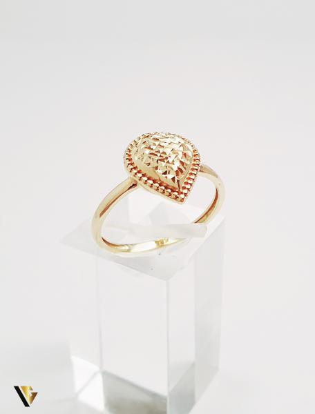 Inel din aur 14k, 2.08 grame (BC M) 0