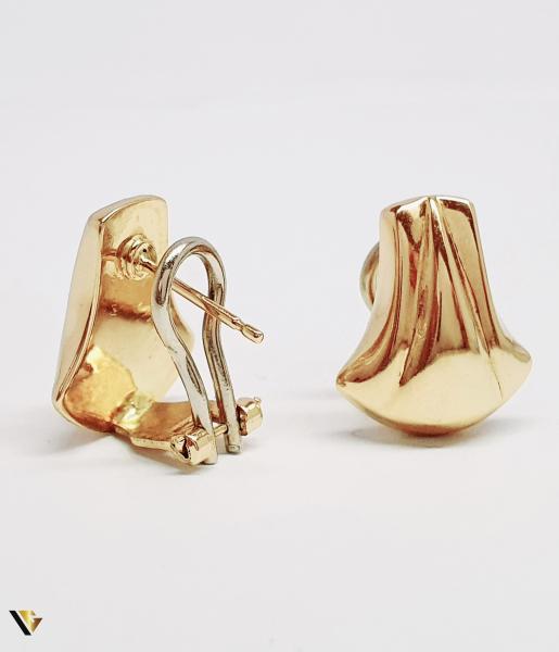 Cercei aur 18K ,4.99 grame (BC M) 1