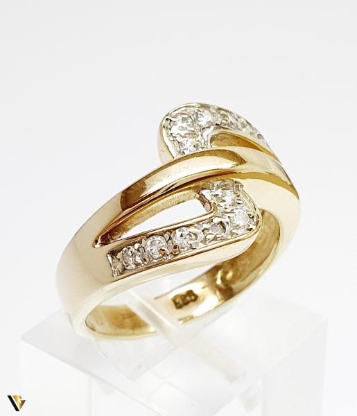 Inel din aur 14k, 5.17 grame (BC M) 0