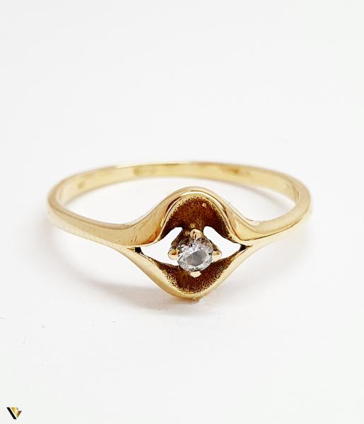 Inel din aur 14k, 1.8 grame (BC M) [1]