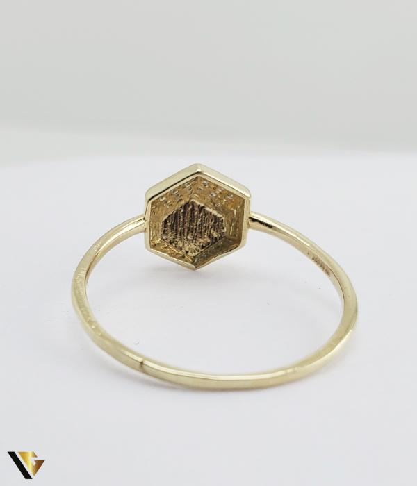 Inel Aur 14k, 1.50 grame (R) [3]