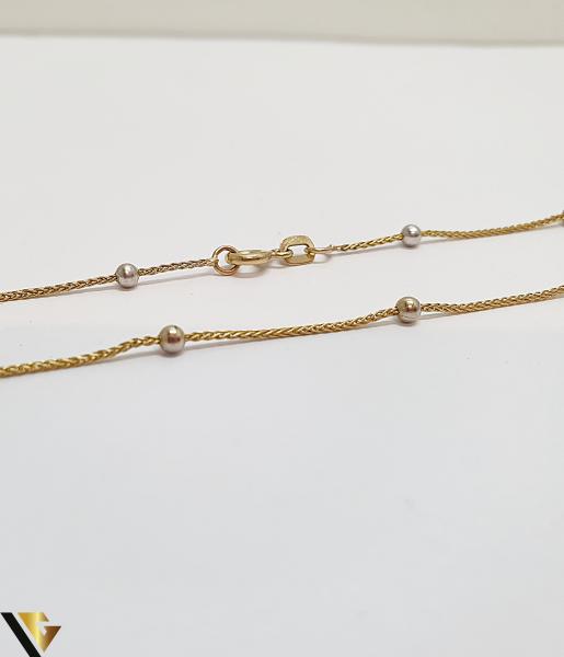 Lant Aur 14K, 2.88 grame (R) 1