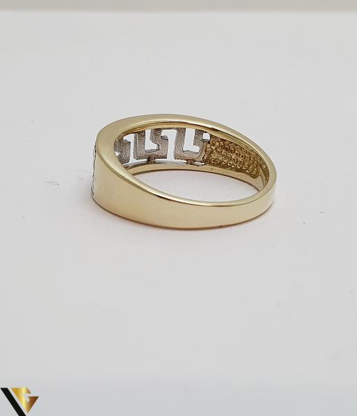 Inel Aur 14k, 4.55 grame (IS) 3