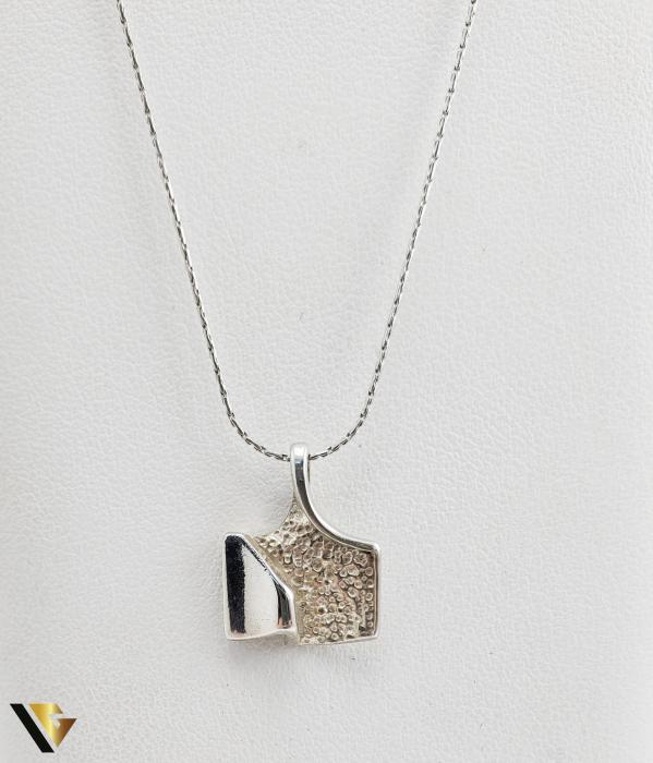 Lant cu Pandantiv Argint 925, 2.87 grame (R) [3]