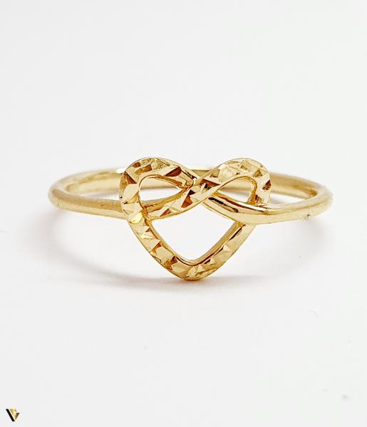 Inel din aur 14k, 1.60 grame (BC M) [1]