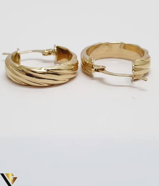 Cercei Aur 14K, 2.97 grame (IS) 0