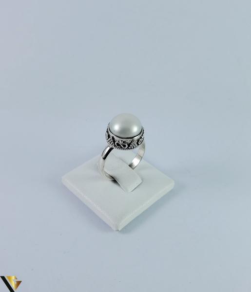 Inel argint 925, 5.96 gr (SED) 0